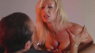 Charming Marina Beaulieu shows up in insane porn clip