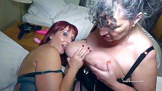 Beau Diamonds - Venerable mature lesbians with big chest
