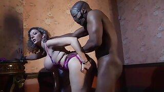 Interracial sex dusting - mature Sara jay takes BBC