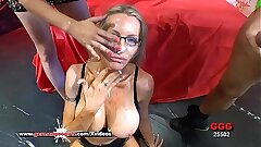Busty Adult Emma Starr Cum Hungry in Germany - German Goo Girls