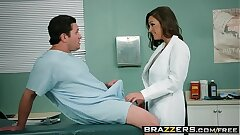 Brazzers - Doctor Happenstance circumstances - Ride On the same plane Out scene starring Abigail Mac and Preston Parker