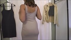 Mom Increased by Son Dressing Room Sex