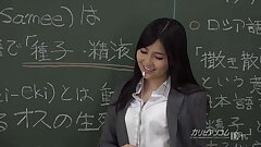 Lisa Onotera :: The Story Of A Woman Teacher And Semen 1 - C