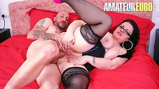 CASTING ALLA ITALIANA, Sexy Bambolona Petra Has Major Anal Beyond everything Cam