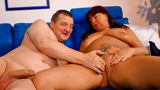 XXX OMAS, German Amateur Wife Has Hard Sex With Husband
