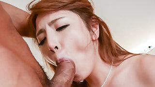 Bedroom, Asian hardcore and blowjob be advantageous to Chieri Matsunaga
