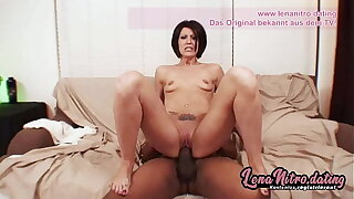 Horny MILF wants his big black boner! ▬ Get himself a fellow-feeling a amour date on lenanitro.dating! ►►►