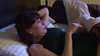 Hot Mature Real Amateur MILF WIFE´s Naughty and Titillating Big Black Cock Dreams