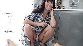 Hot Mature With Wainscotting Fucks Her Lassie