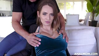 Anal Hardcore Scene not far from hot Milf Natasha Starr